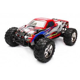 Racing truck brushless RTR (rosso)