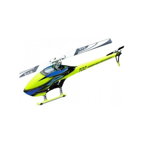 KIT GOBLIN 700 COMPETITION GIALLO/BLU