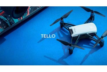 DJI Tello drone giocattolo dal cuore tecnologico